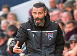 Paul Third: Kettlewell wasting no time in putting own stamp on Staggies