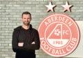 Aberdeen goalkeeper Joe Lewis