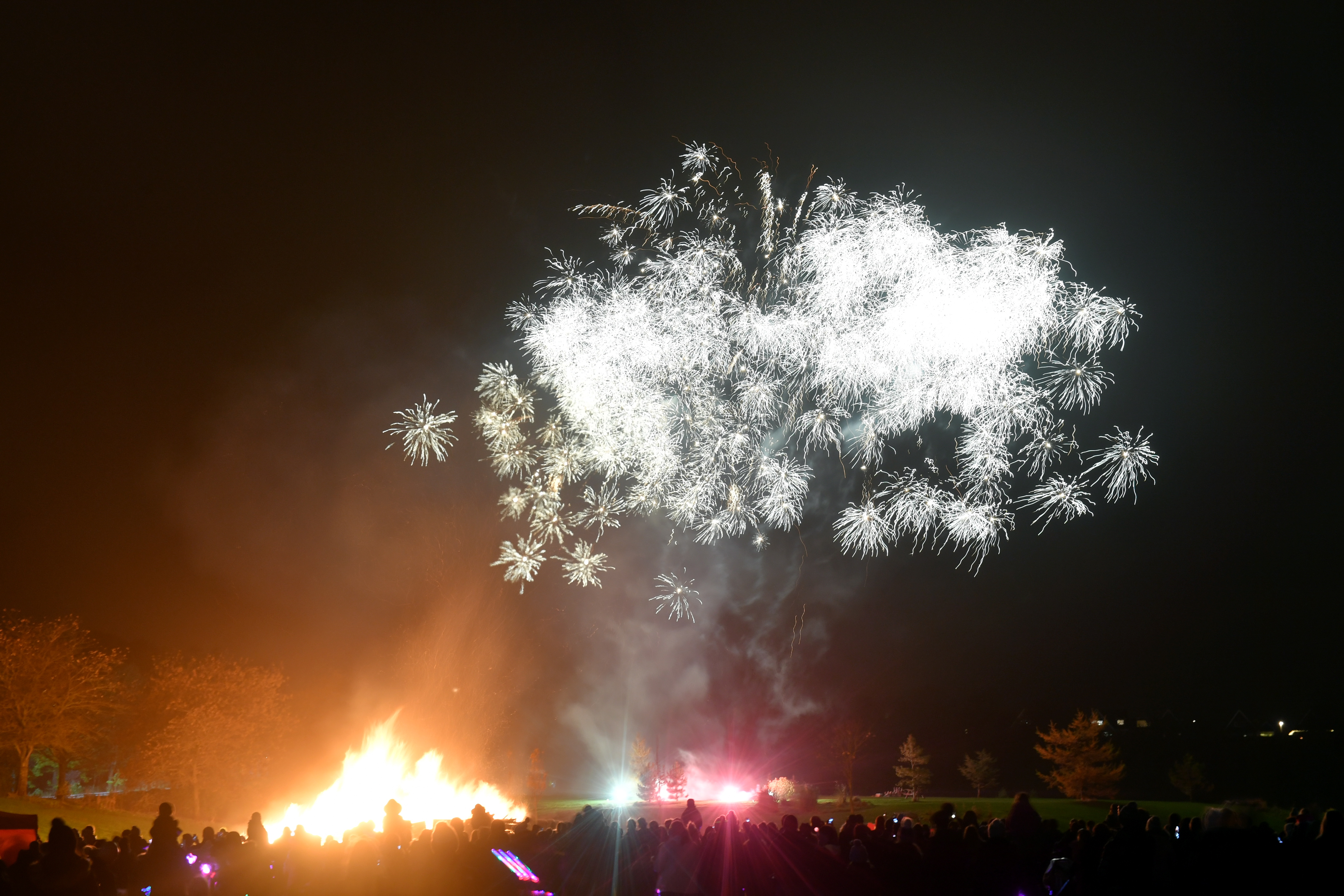 Stonehaven bonfire and fireworks