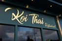 Koi Thai, Rosemount Place, Aberdeen.  Picture by KENNY ELRICK