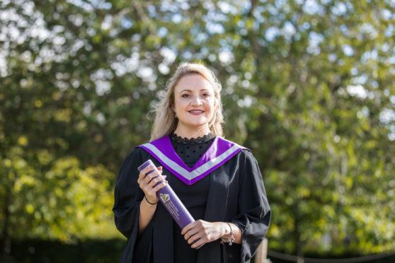 UHI Graduation 2019. Eden Court, Inverness.
