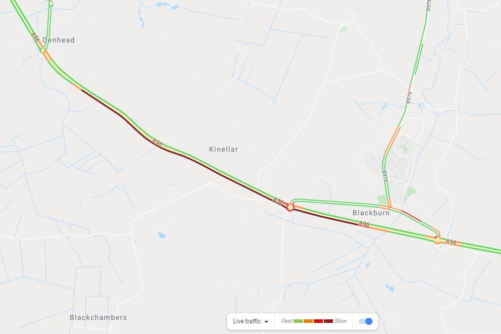 Google Image of traffic
