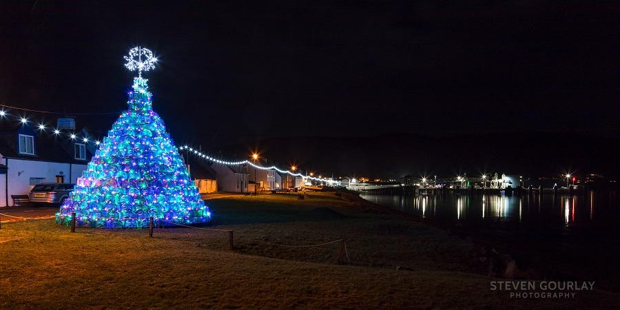 Ullapool Festive Lights