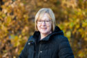 Jill MacDonald from Ardersier, Inverness-shire who went through islet transplantation.