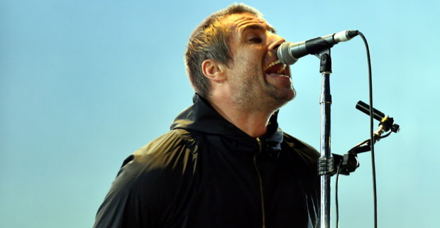 Liam Gallagher performed at P&J Live. Photo by Chris Sumner.