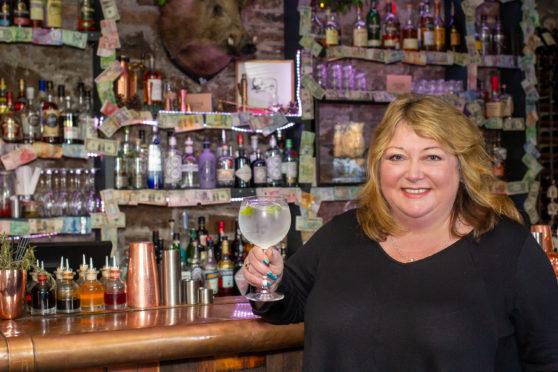 Liz Robson. Picture: Alison Read.