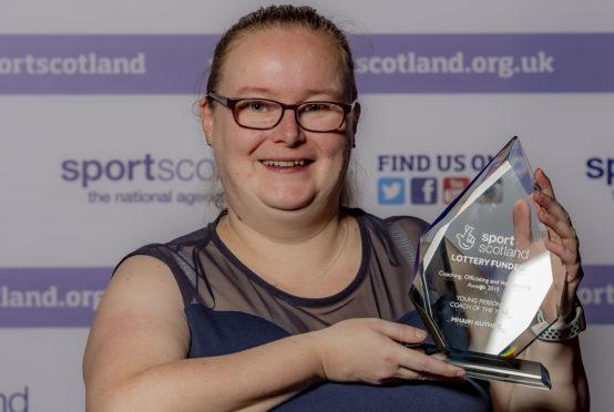 Sportscotland COV awards ceremony 2019 photographs by Alan Peebles