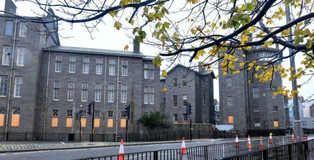 Woolmanhill Hospital, Aberdeen.