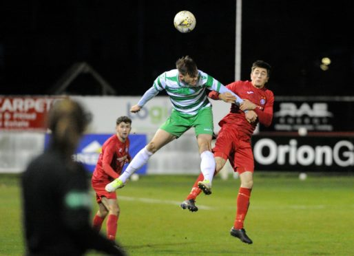 Brora Rangers and Buckie Thistle will meet in one of the Highland League Cup semi-finals