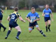 National League 2 match between Gordonians and GHK (Light Blue). Pictured is Hugh Parker Picture by Scott Baxter