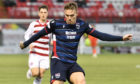 Ross County's Lee Erwin.