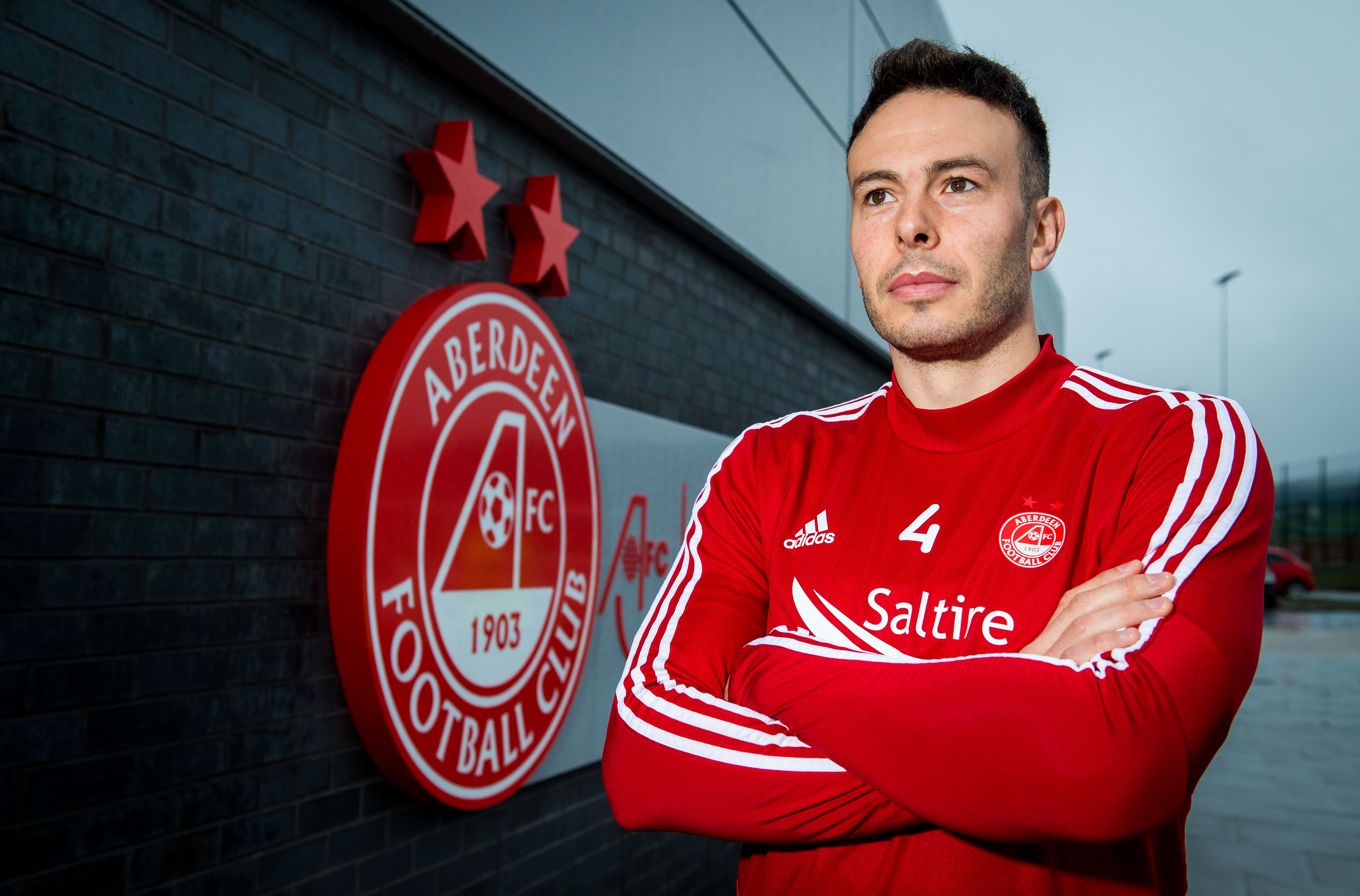 Fans' favourite Andrew Considine has been among those reaching out during lockdown.