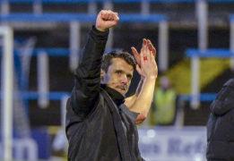 Brora Rangers manager Steven Mackay.