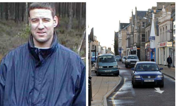 Alistair Wilson was murdered in Nairn in 2004.