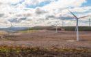 Clashindarroch windfarm