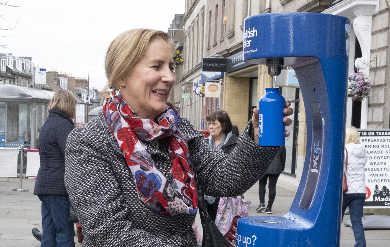 Scottish Water Top Up Tap