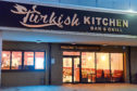Turkish Kitchen Bar & Grill, Beach Blvd, Esplanade.  Picture by KENNY ELRICK