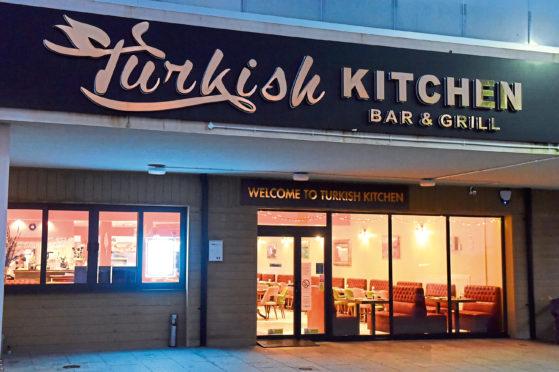 Turkish Kitchen Bar & Grill, Beach Blvd, Esplanade.  Picture by KENNY ELRICK