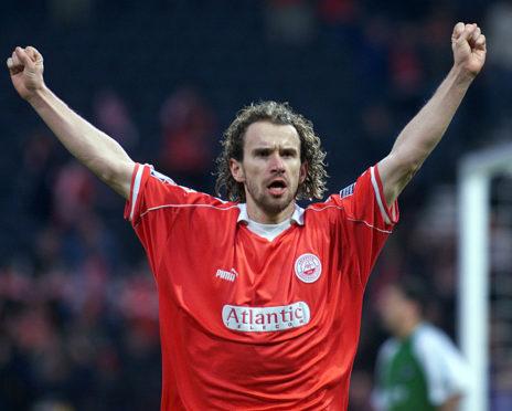 Former Aberdeen striker Arild Stavrum