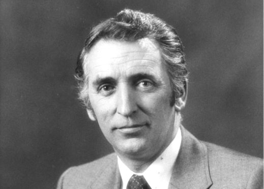 Bill Bruce in the late 1970s