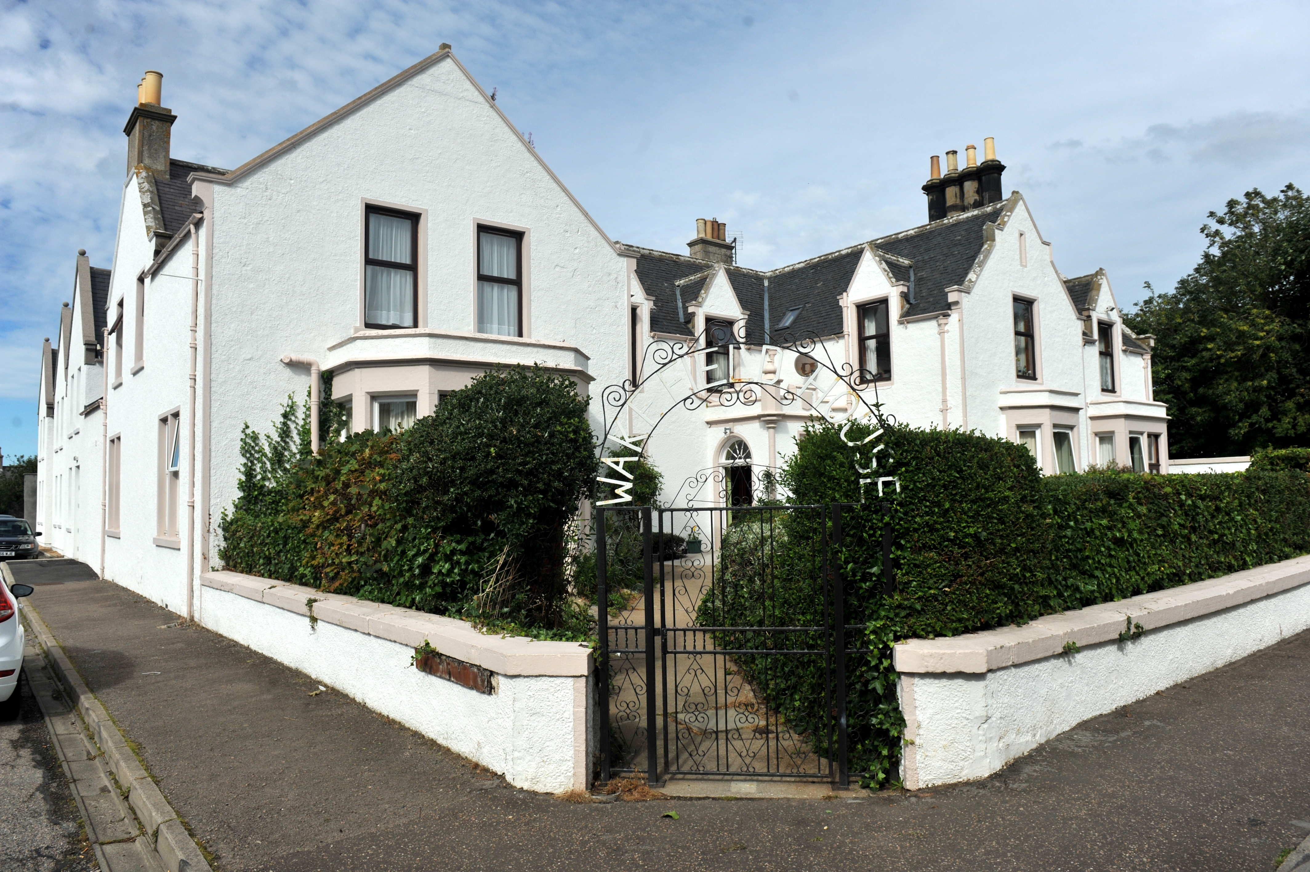 Wakefield House Care Home in Cullen.