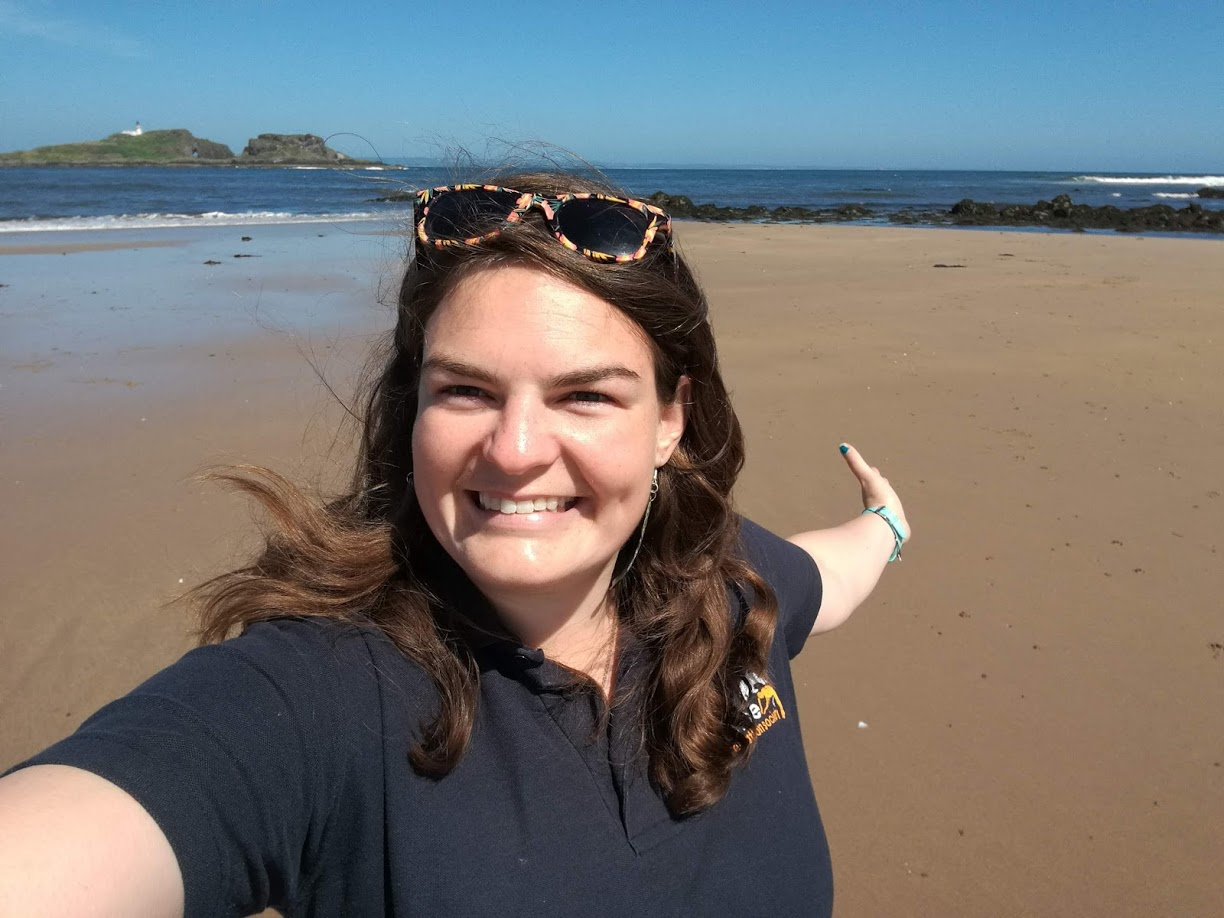 Catherine Gemmell of the Marine Conservation Society