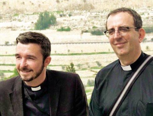 Rev Richard Coles and his late partner David