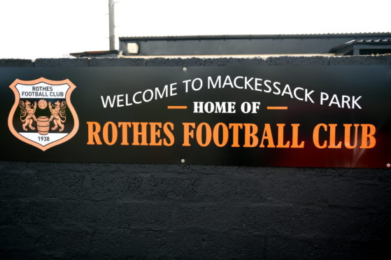 Five years ago Rothes almost went out of business