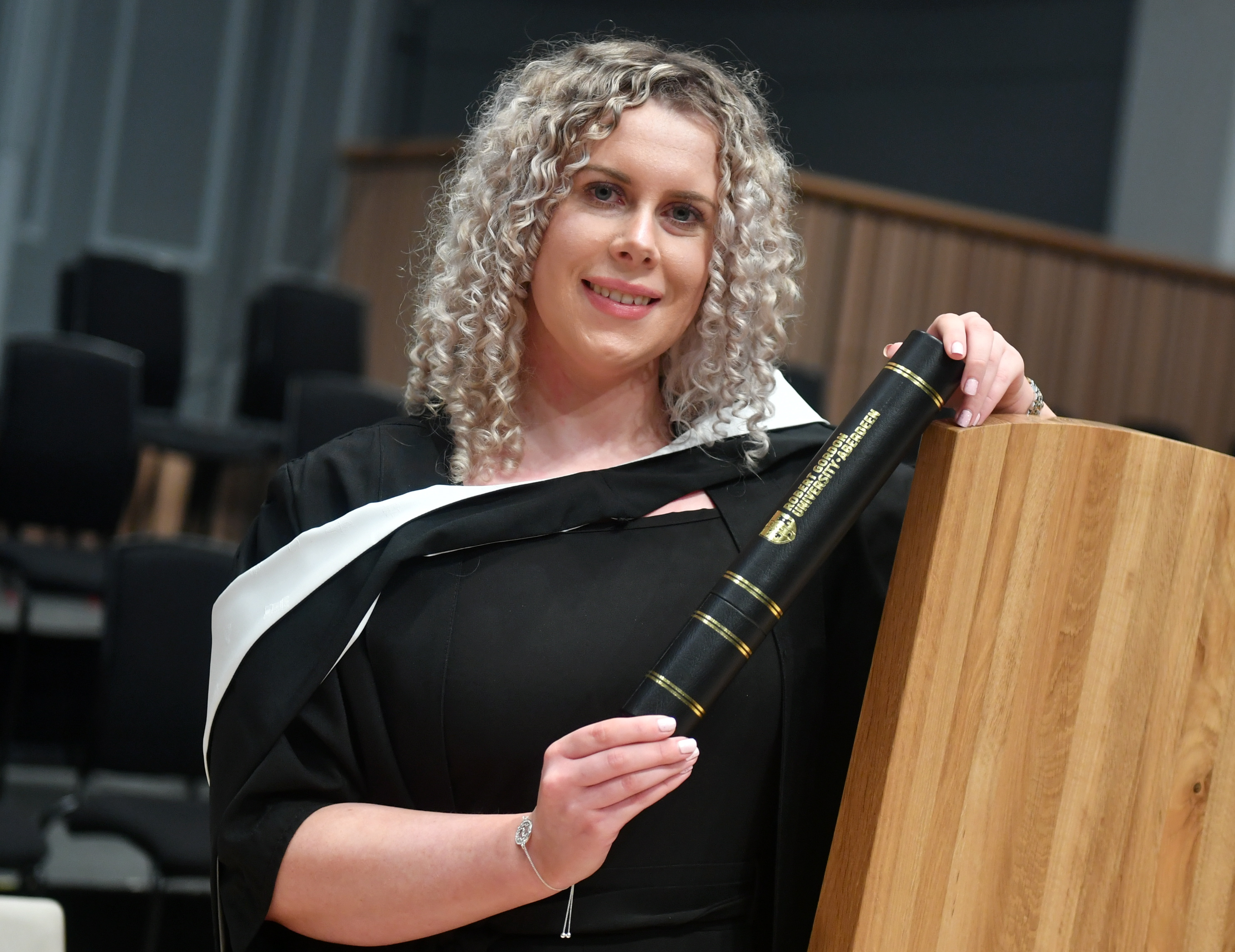 Annie Theresa MacDonald. Picture taken by Chris Sumner