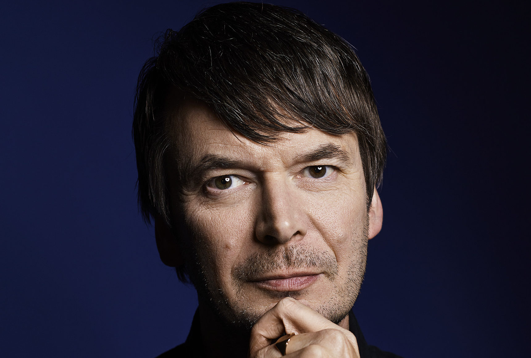 Ian Rankin's new book is A Song for the Dark Times.