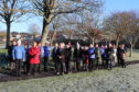 The Westhill Walking to Health group