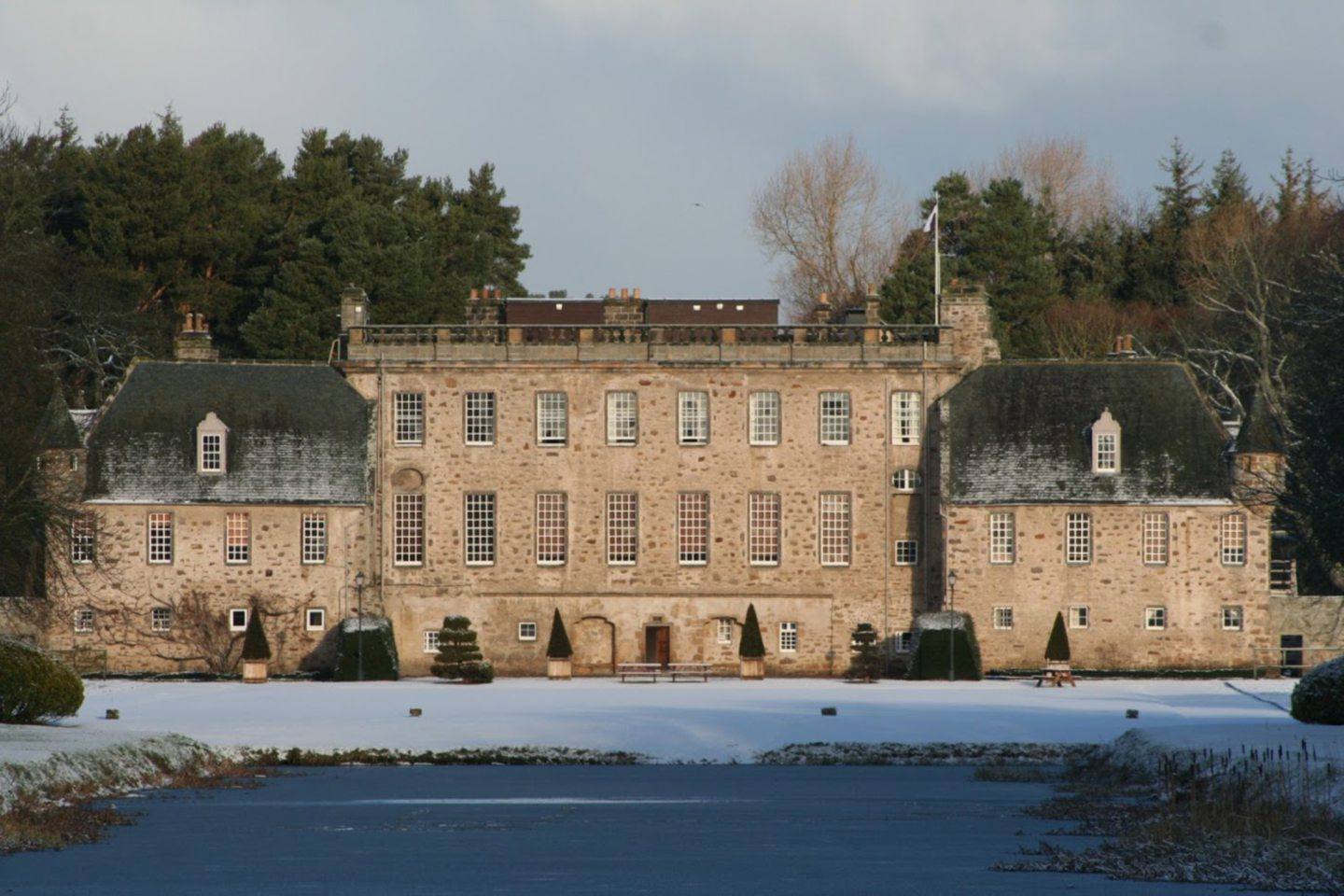 Gordonstoun School.