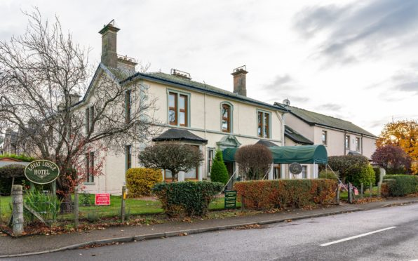 The Lovat Lodge Hotel, Thurlow Road, Nairn,