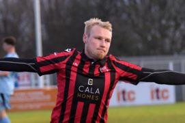 Inverurie Locos Chris Angus.  Picture by KATH FLANNERY