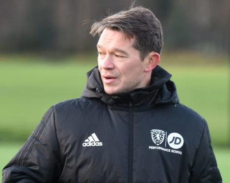 Former Aberdeen midfielder Derek Young