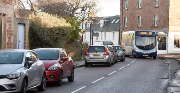 Concerns in Cromarty and elsewhere on the Black Isle over proposed changes to the bus timetables.