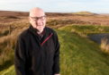 "Michael O'Reilly of Inchomney, Rogart in Sutherland has hits out at the latest proposed development in Rogart fearing village will become ""encircled"" by wind farms. Picture by Sandy McCook"
