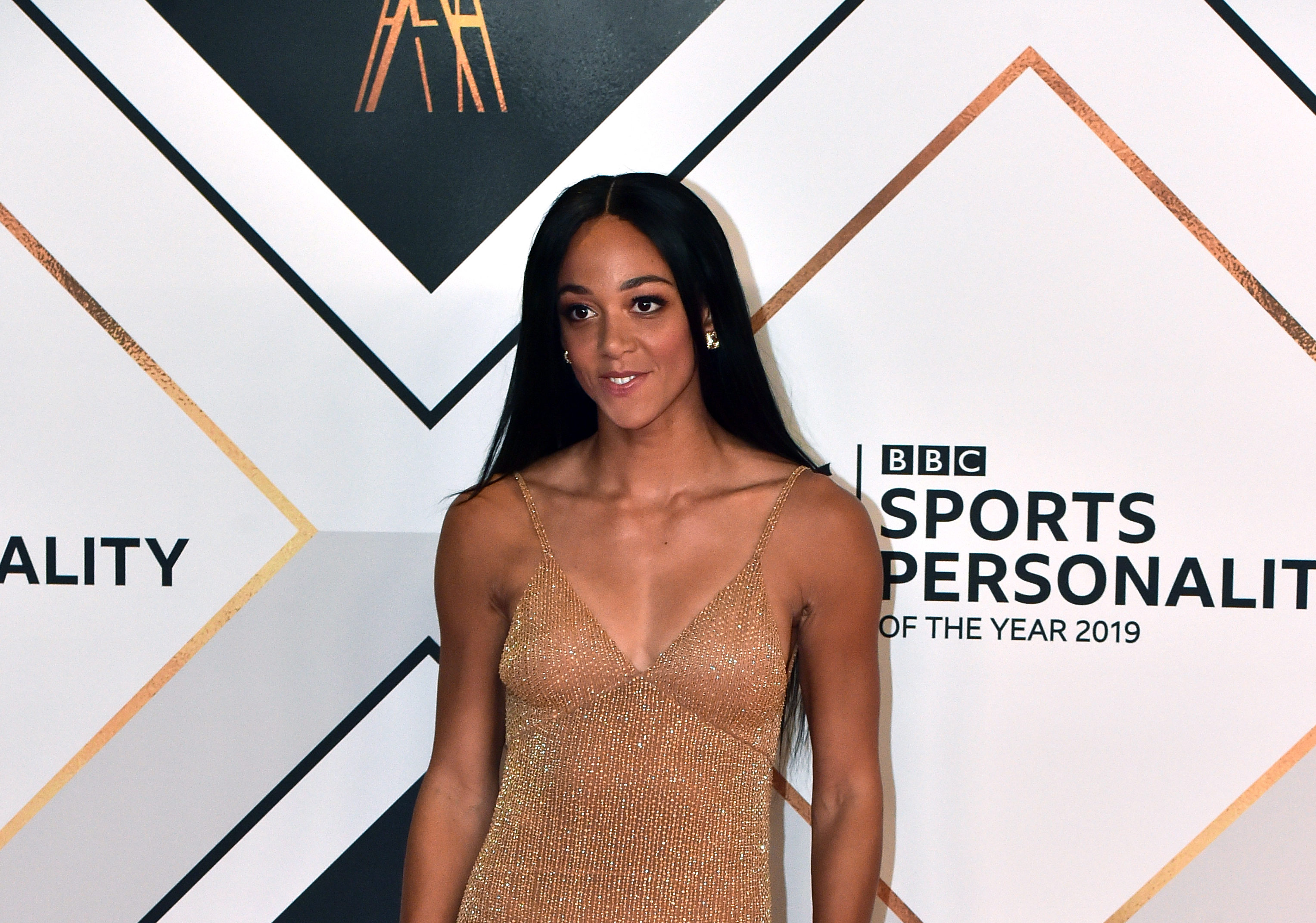 Katarina Johnson-Thompson. Picture by Kenny Elrick