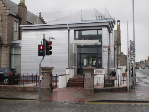 Peterhead Sheriff Court