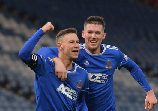 Mitch Megginson and Jamie Masson have hit 29 goals between them in League 2.