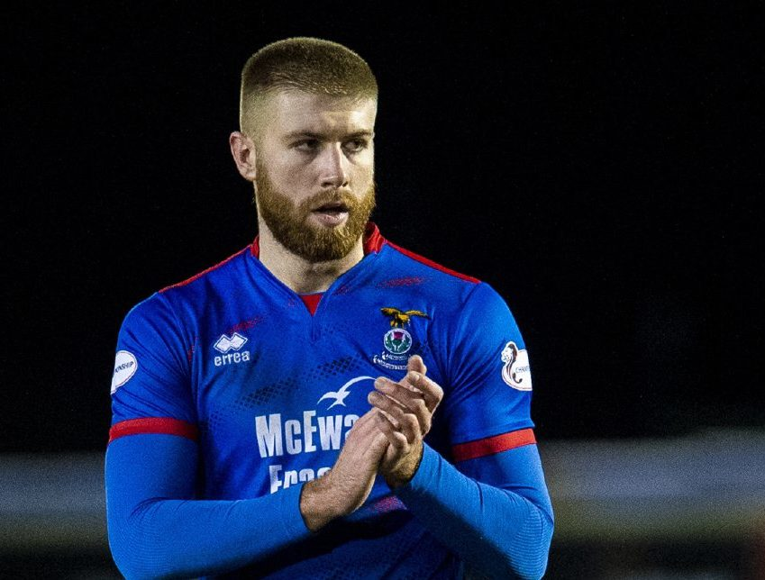 Shaun Rooney has penned a pre-contract with St Johnstone.