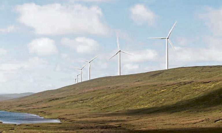 Ofgem rejected the transmission plans due to the largest planned project - Viking Energy Wind Farm - not winning subsidies in September.