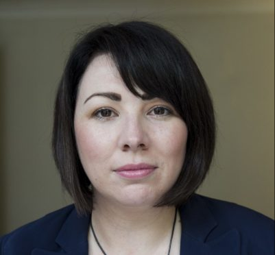Central Scotland MSP Monica Lennon