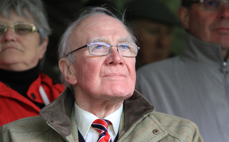 Lord Menzies Campbell.