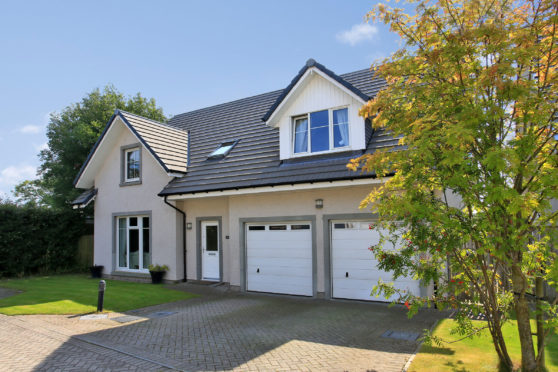 For offers over £598,000: Gorgeous family home in Aberdeen | Press and Journal