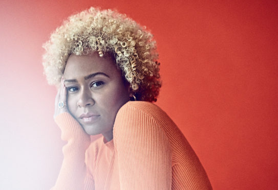 Emeli Sande will take part in the Peace One Day venture on September 21.