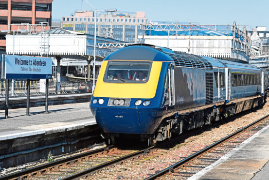 New shuttle train service introduced between Aberdeen and Stonehaven