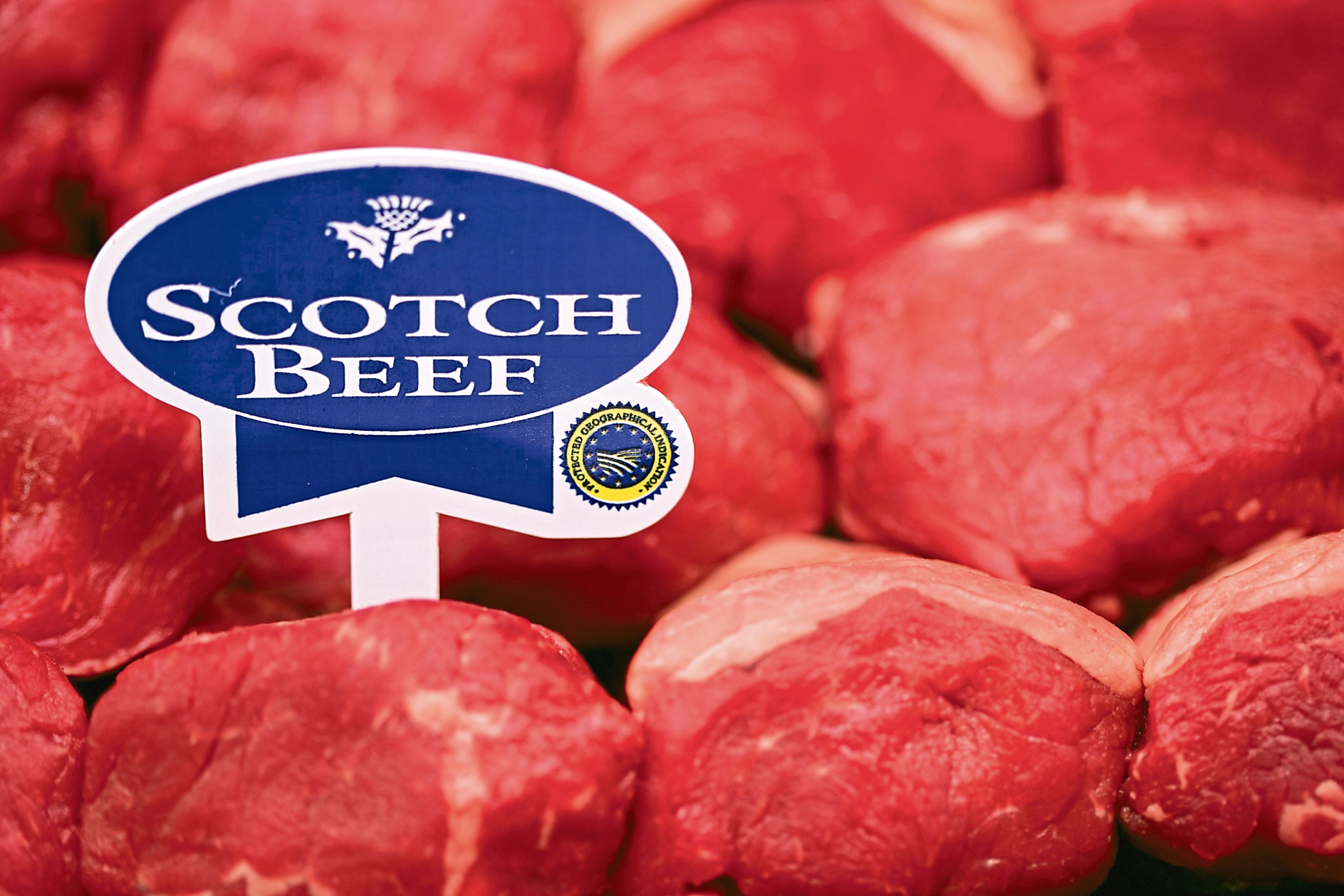 QMS is in discussion with a retailer to form a new Scotch Beef partnership for its English stores.