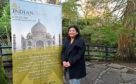 Rakhi Bansal, who runs travel business/website Indian Odyssey.   Picture by Jim Irvine