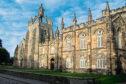 Aberdeen University.